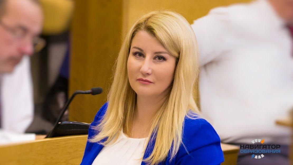 Елена Строкова - депутат Госдумы РФ, член Президиума ЛДПР