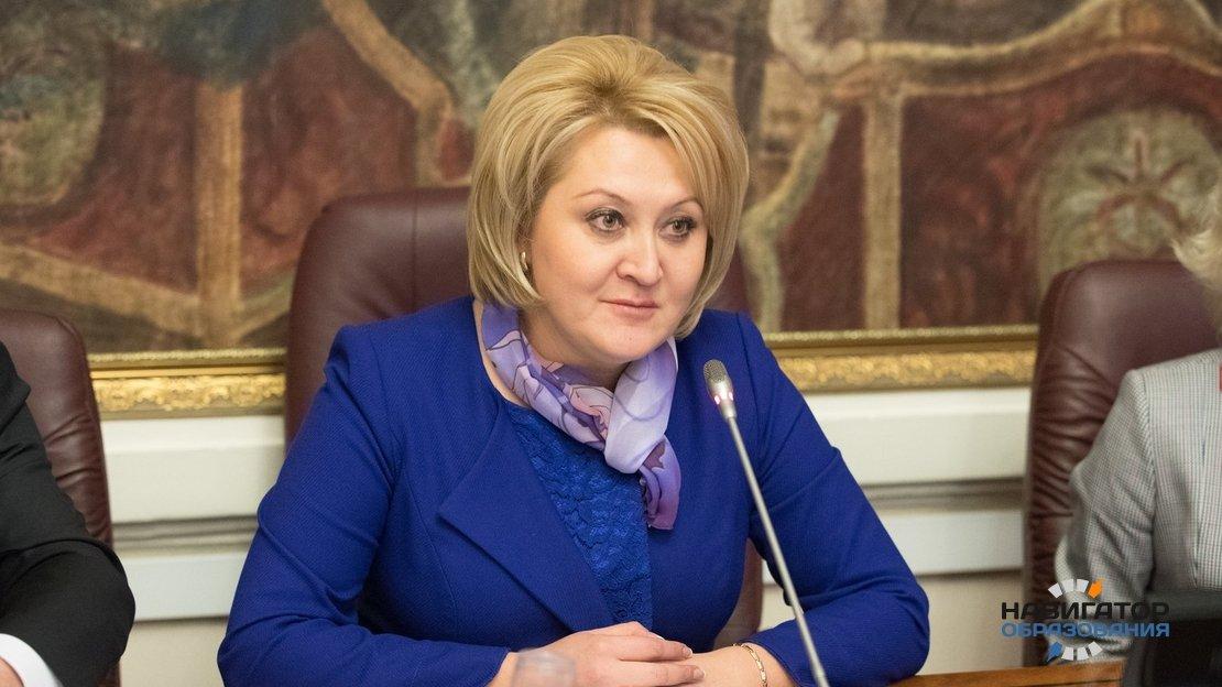 Л. Гумерова - глава Комитета Совета Федерации по науке, образованию и культуре