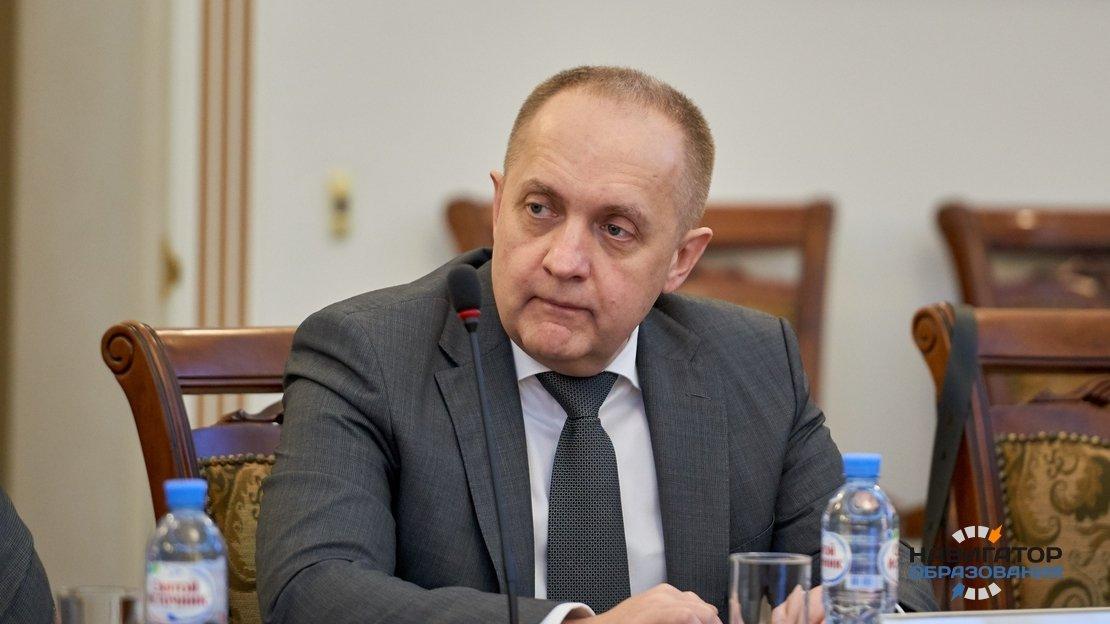 Виктор Басюк - заместитель министра просвещения РФ