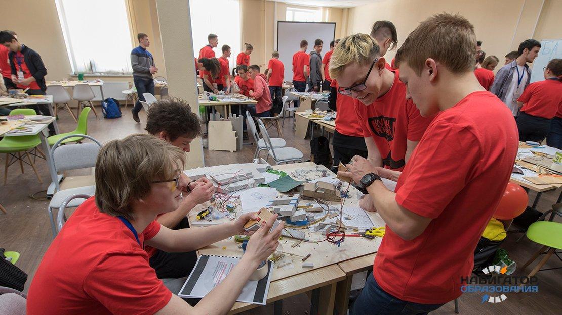 Во Всероссийскую олимпиаду школьников предлагают включить инженерные соревнования