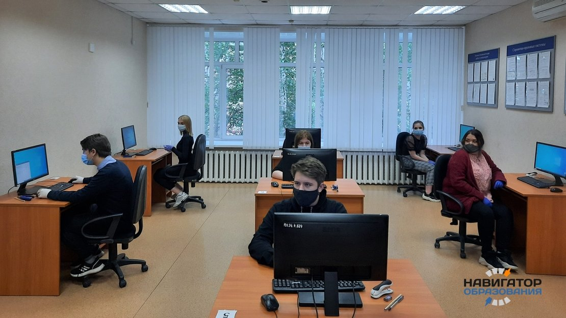 В колледжах РФ начались демонстрационные экзамены
