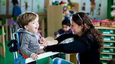 О доступности дошкольного инклюзивного образования и дефиците педагогов для обучения детей-инвалидов