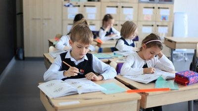 В Госдуме готовят проект закона о приоритетном обучении граждан РФ в школах