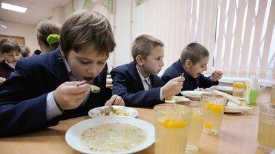 В Госдуме предложили бесплатное питание в школе заменять на годовые денежные сертификаты