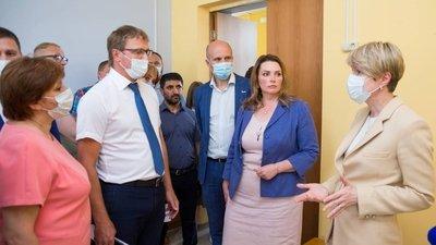 Рабочий визит Елены Шмелёвой в Нижний Новгород