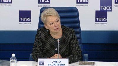 Ольга Васильева предложила сделать всё дополнительное образование для детей бесплатным