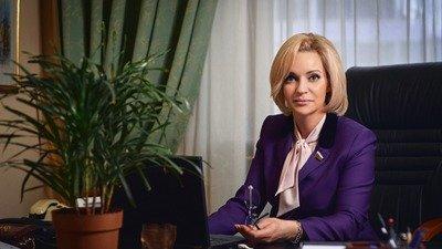 Председатель Комитета Госдумы по просвещению Ольга Казакова