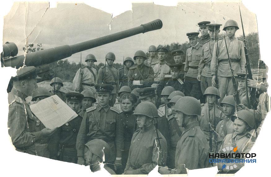 К 70-летию Победы в Сети опубликуют архивные материалы