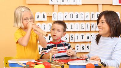 Выбираем детский сад с английским уклоном