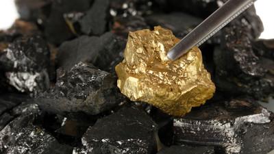 Угольная зола как источник драгоценных металлов