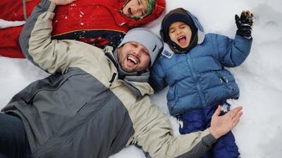 Зимние каникулы - чем занять детей?