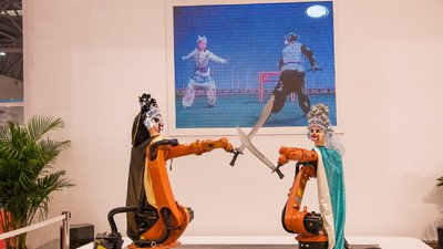 Битва роботов или фестиваль «Робомех 2014» в Хабаровске