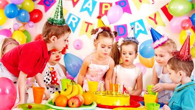 Как отпраздновать день рождения в детском саду