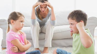Трудности домашнего воспитания