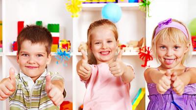 Развитие детей в дошкольном возрасте