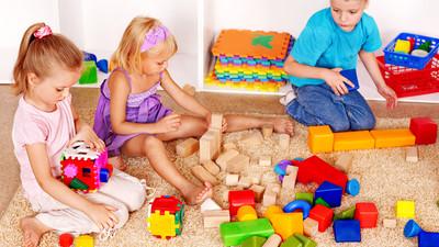 Детский сад VS центр развития