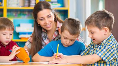 Выбор детского сада: главное выбрать воспитателя?
