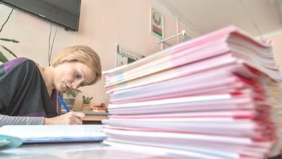Смогут ли преподаватели избавиться от «бумажной» отчётности?