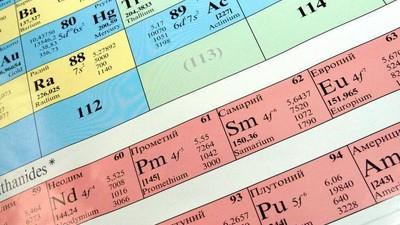 Учёные из Японии открыли 113-й элемент таблицы Менделеева