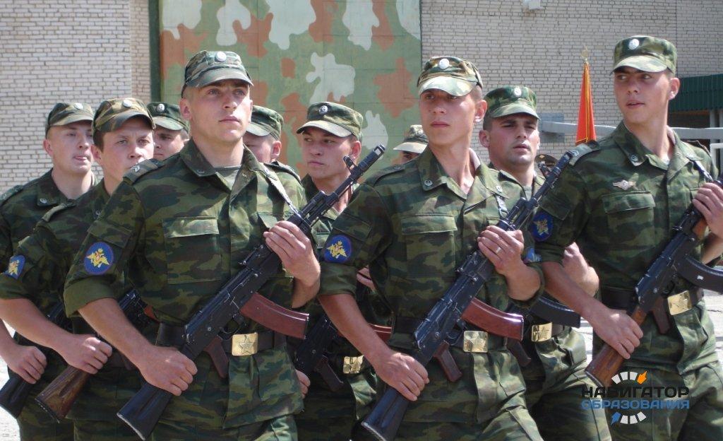 Во время учебы служба в армии будет добровольной