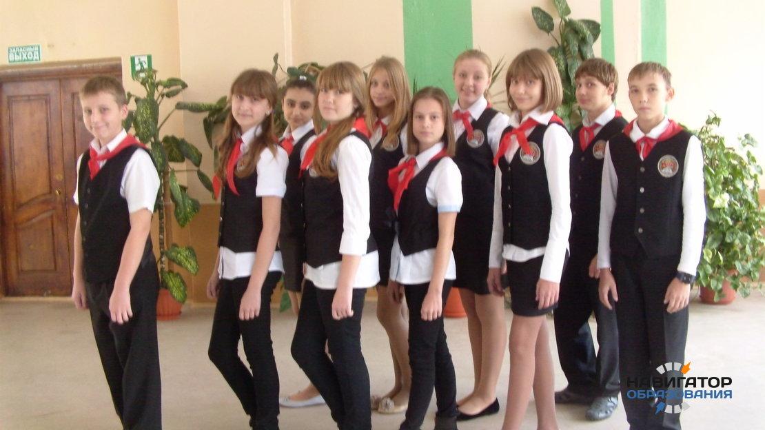 В России снова введут школьную форму
