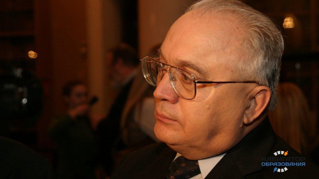 Ведущий ректор МГУ сообщил о низком уровне выпускников школ в России