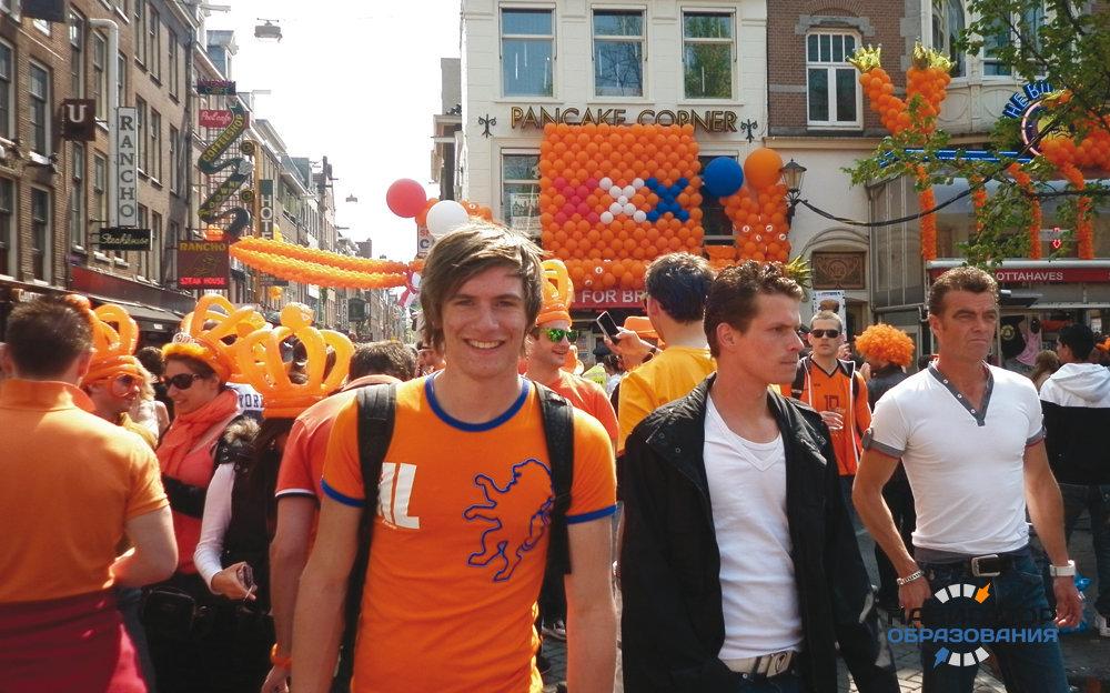 Голландские и российские вузы-партнеры договорились об обмене студентами