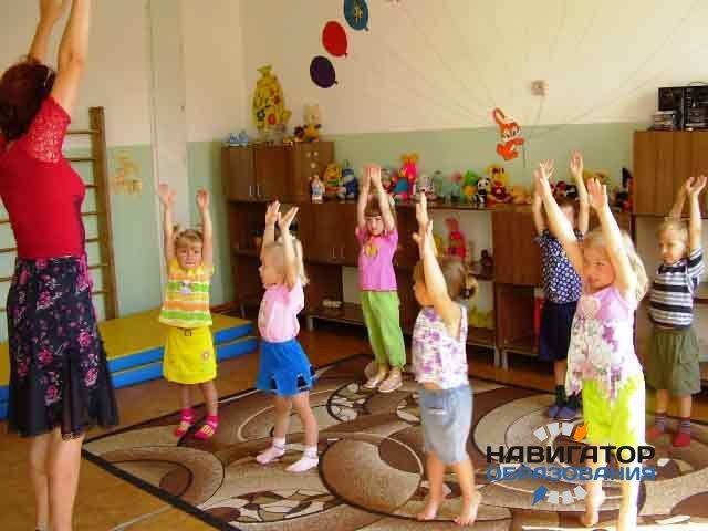 Государственная программа финансирования детских садов сократить число очередников