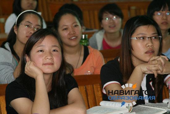 В вузах Республики Коми могут обучаться студенты из Китая