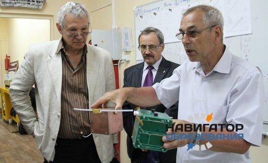 Современный спутник будет построен студентами из Курска
