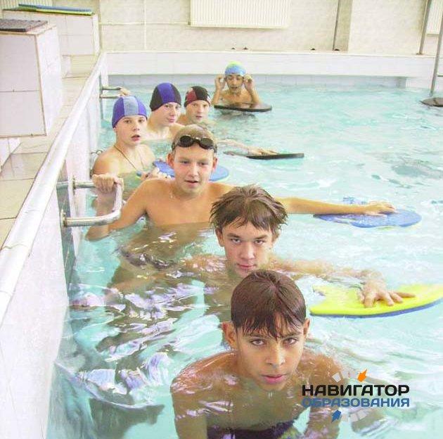 Еще один школьный бассейн Брянска возобновил свою работу