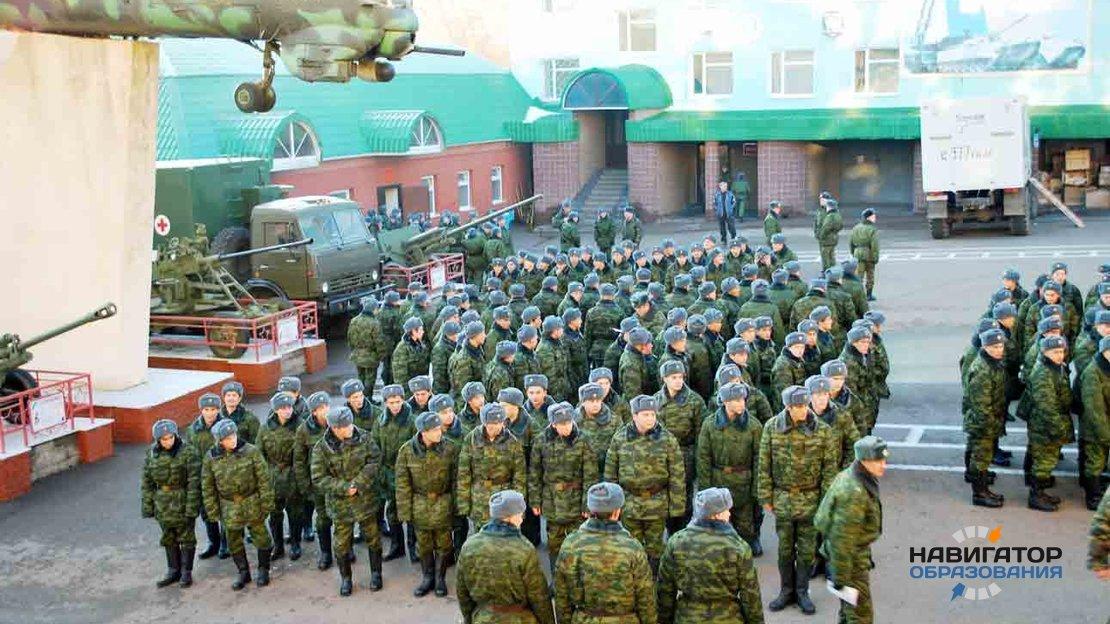 Рекомендации для альтернативной службы в армии будут разработаны в Томском гос. университете