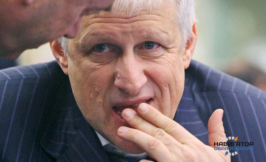 Фурсенко: На государственном уровне теологию запрещать не будут