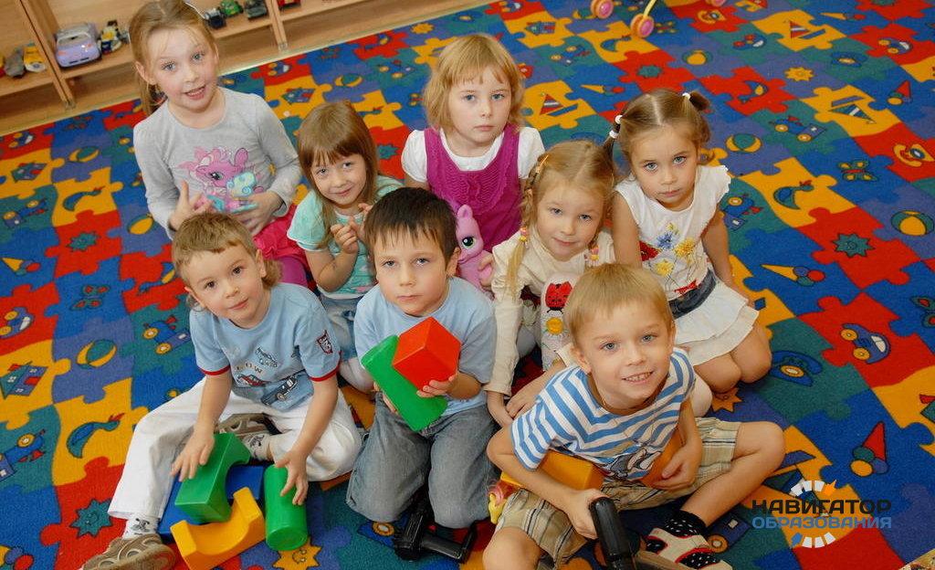 Минобрнауки планирует ввести новый профстандарт дошкольных педагогов