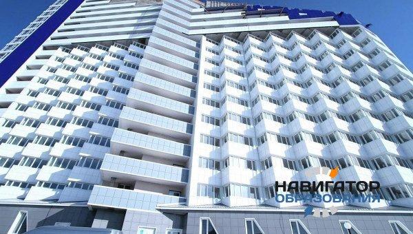 Томский госуниверситет вопреки своим планам пока не может открыть новое общежитие