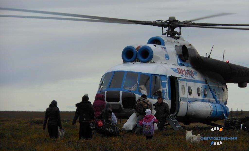 Ямальских школьников из тундры собирают в школы-интернаты
