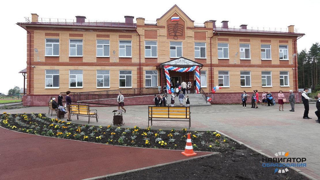 Школа, построенная под Томском местным фермером, 1 сентября не откроется