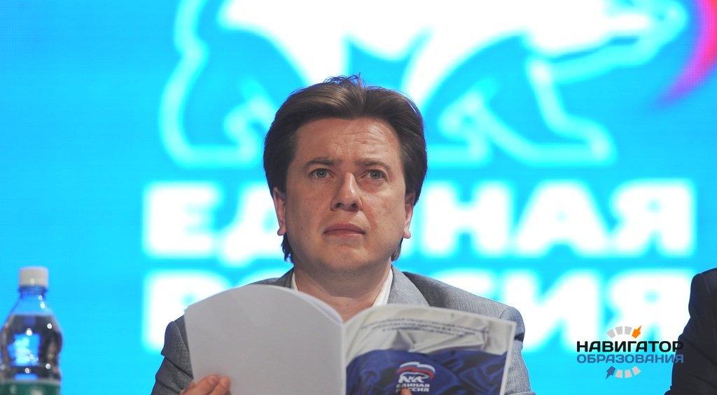 В. Бурматов назвал число расследованных коррупционных нарушений в сфере образования
