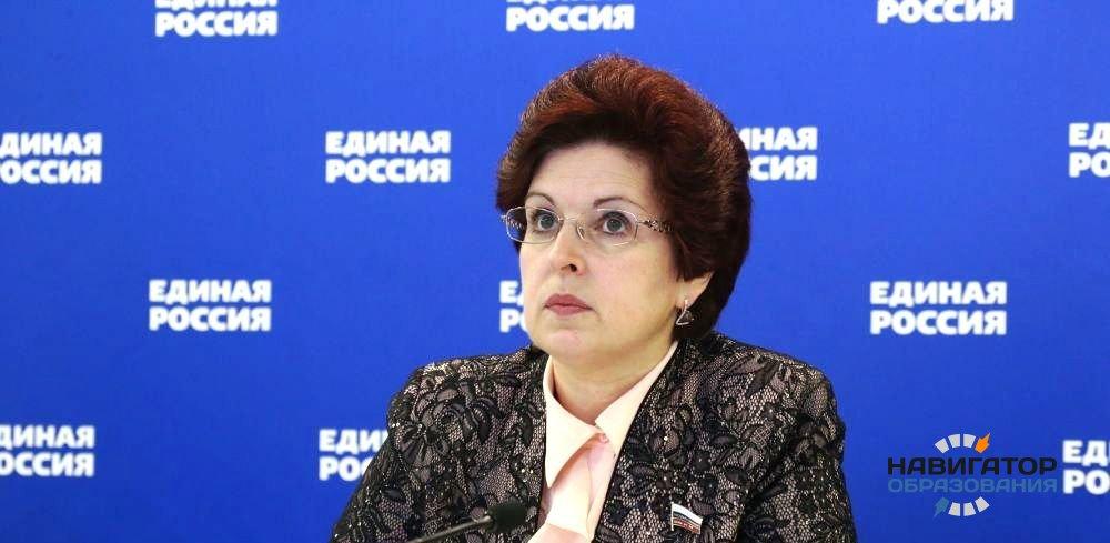 И. Мануйлова: каждый российский школьник сможет получать качественное образование