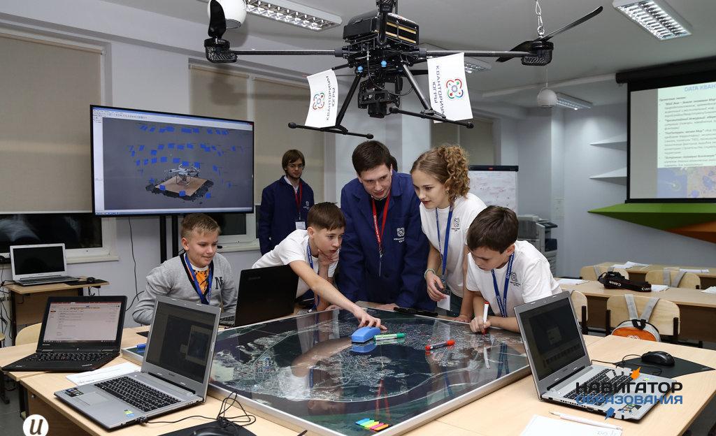 Определены регионы, в которых в 2017 году появятся детские технопарки