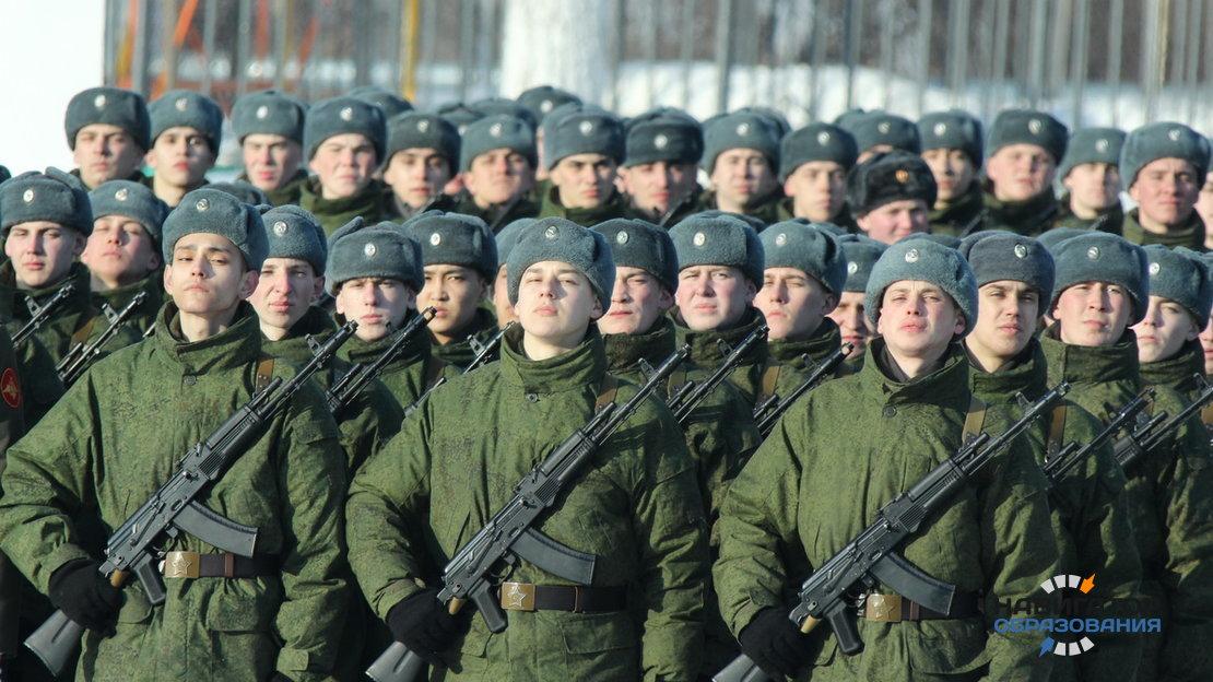 Учащиеся российских ссузов с 1 января получили отсрочку от призыва на военную службу