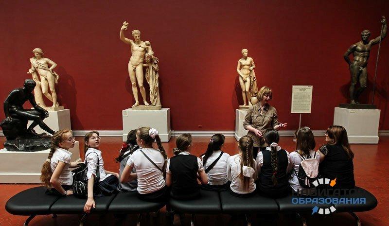 Проведение школьных уроков могут организовать в музеях