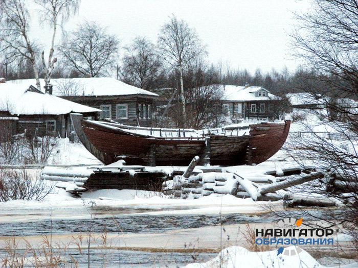 Норвежские специалисты отреставрируют лодку Петра I
