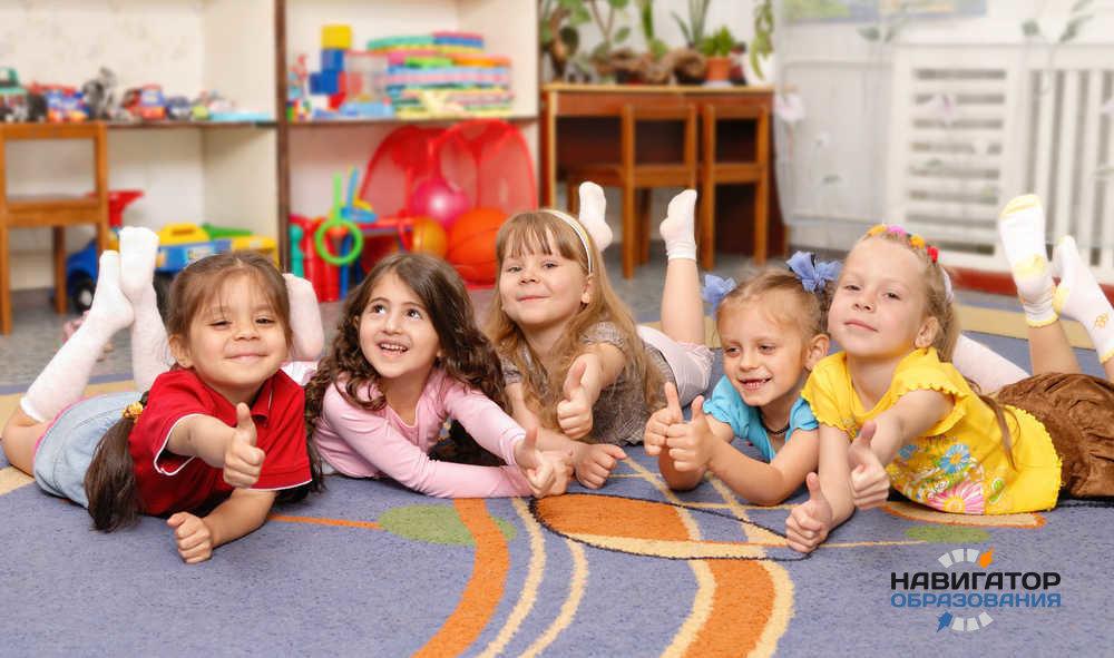 Около 79% детей в России не могут попасть в ясли