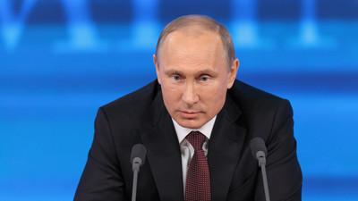 Владимир Путин примет участие в общероссийском молодежном форуме