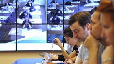 Рособрнадзор хочет расширить систему онлайн-наблюдения на ЕГЭ