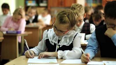 В школах готовятся к апробации всероссийских проверочных работ