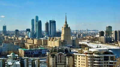Москва в рейтинге лучших 50-ти городов мира для студентов