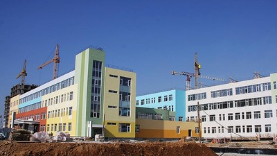 В России началась реализация госпрограммы строительства новых школ
