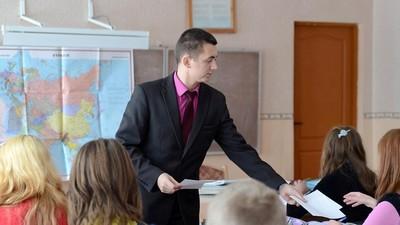 Н. Третьяк: в школах выравнялось число молодых специалистов и педагогов пенсионного возраста